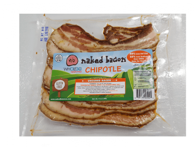 naked bacon chipotle