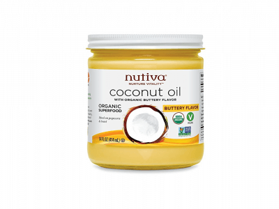 nutiva coconut butter oil
