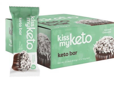 kiss my keto - keto bars