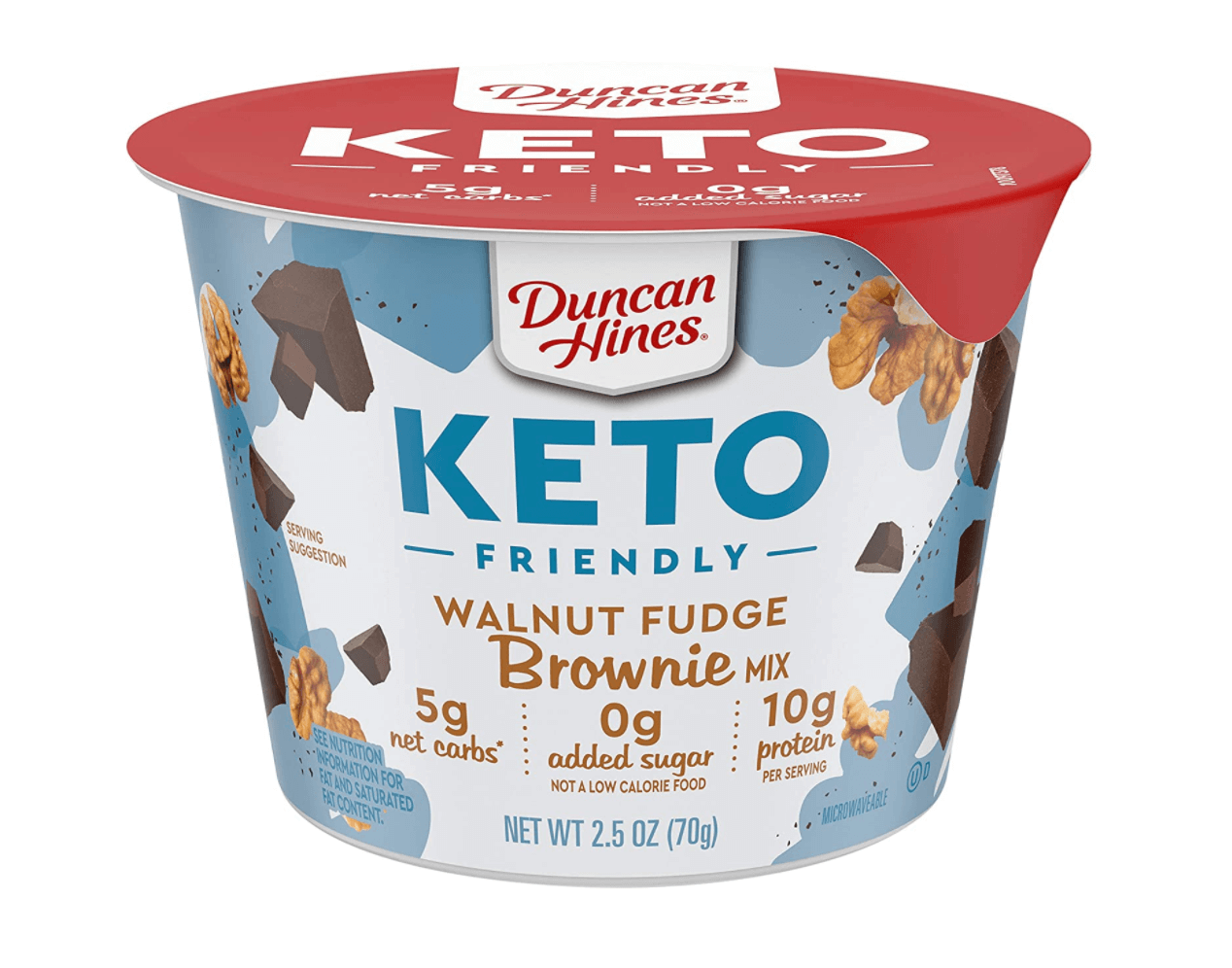 duncan hines keto cups